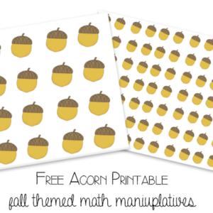 acorn arrays